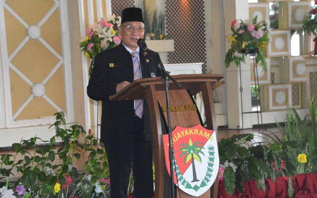Ketum PPWI Berikan Sambutan pada Silahturahmi Danrem 052/Wijayakrama dengan Insan Media 113