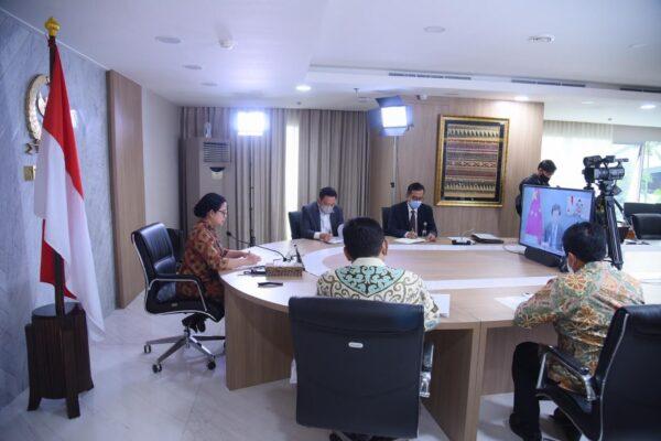 Bertemu Ketua Parlemen Tiongkok, Puan Ajak Teruskan Kerja Sama Pemulihan Dampak Covid-19 113