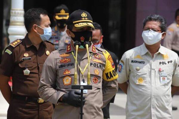 Kapolda Jateng Imbau Masyarakat tidak terprovokasi berita menyesatkan terkait tewasnya 6 anggota FPI 113