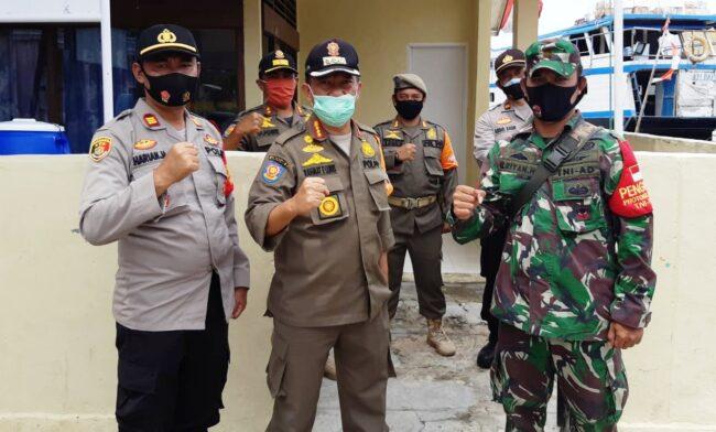Kapolsek Kep Seribu Utara Ajak Masyarakat Dukung Kampung Tangguh Jaya 113