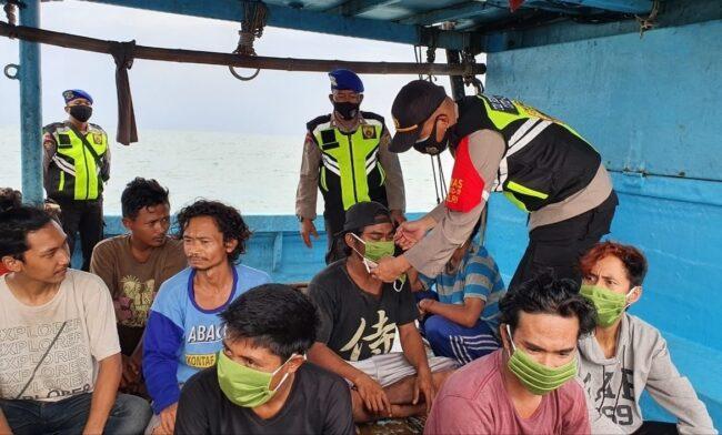 Tim Pemburu Covid-19 Polres Kep Seribu Sasar ABK Kapal, Warga Dan Wisatawan 114