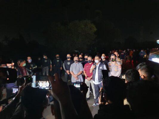 Polri Gelar 58 Adegan di 4 TKP Rekonstruksi Penyerangan Laskar FPI 114