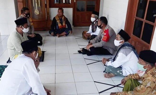 Polsek Kep Seribu Utara Rangkul DKM Masjid Bentuk Masjid Tangguh Jaya 113
