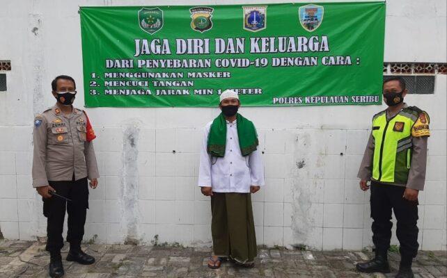 Satu Lagi, Masjid Tangguh Jaya Polres Kep Seribu Dibentuk Di Pulau Untung Jawa 114
