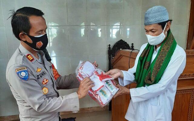 Satu Lagi, Masjid Tangguh Jaya Polres Kep Seribu Dibentuk Di Pulau Untung Jawa 113