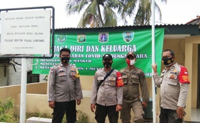 Dua Kampung Tangguh Jaya Di Kecamatan Kep Seribu Selatan Telah Terbentuk 114