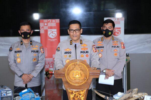 Polri Sebut Pengkaderan Jaringan Teroris Jamaah Islamiyah Sangat Rapi 113