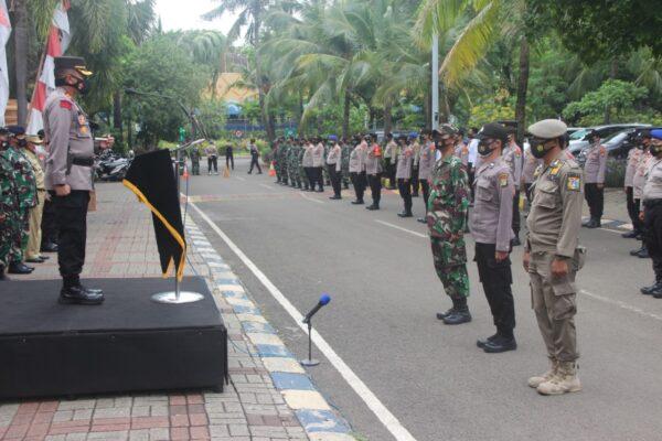 Kapolres Kep Seribu Pimpin Apel Gelar Pasukan Ops Lilin Jaya 2020 114