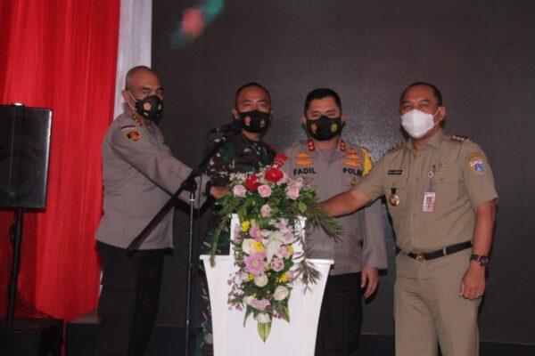 Jaga Jakarta Barat, Polres Jakbar Luncurkan CCTV No Blindspot 113