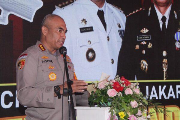 Jaga Jakarta Barat, Polres Jakbar Luncurkan CCTV No Blindspot 114