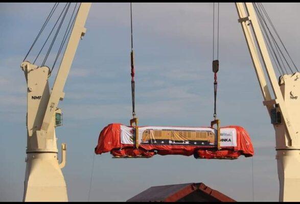 Philippines National Railways (PNR) Terima Pesanan 3 Kereta Buatan PT.INKA 114