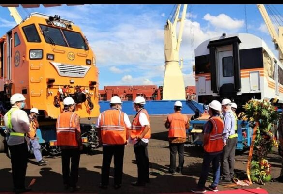 Philippines National Railways (PNR) Terima Pesanan 3 Kereta Buatan PT.INKA 113