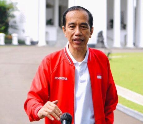 Presiden Tegaskan Hukum Harus Ditegakkan untuk Lindungi Masyarakat 113