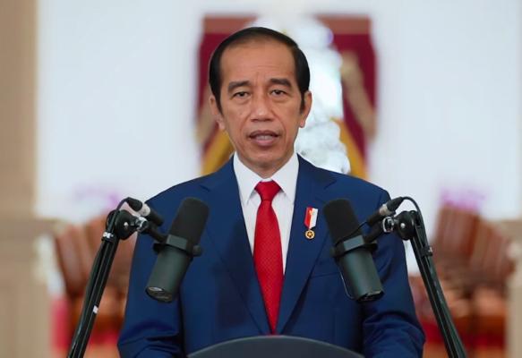 Presiden Jokowi : Meskipun Pandemi, Target Tujuan Pembangunan Berkelanjutan Tidak Boleh Turun 111