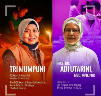 Ilmuwan Indonesia Torehkan Prestasi Tingkat Dunia, Presiden : Semoga Jadi Inspirasi Bagi Generasi Muda 113