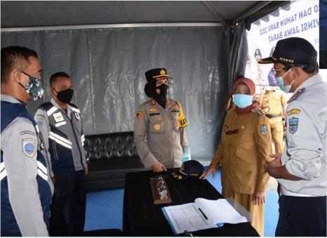 Wali Kota Banjar Imbau Warga Waspada Penyebaran Covid-19 113
