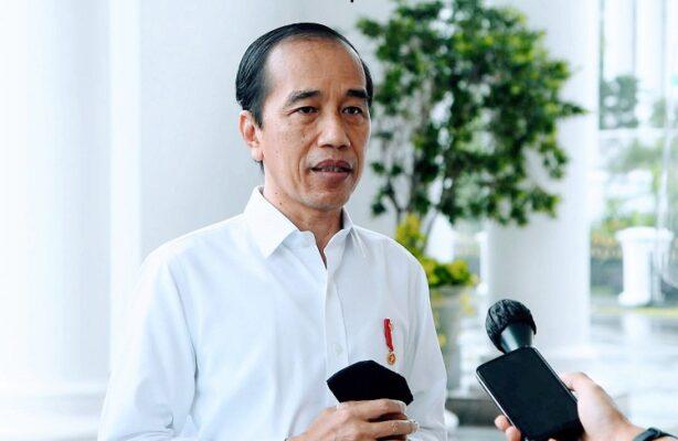 Presiden Jokowi: Saya Tidak Akan Melindungi Yang Terlibat Korupsi 113