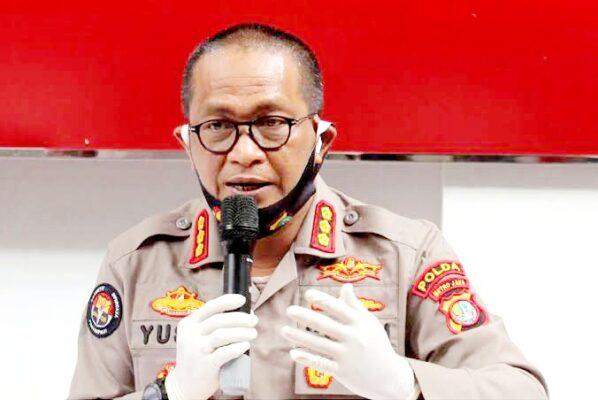 Polisi Pastikan bahwa Percakapan WA Kapolda Metro Jaya terkait Rizieq adalah Hoaks 113