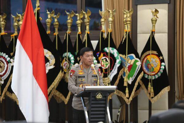 Rilis Akhir Tahun, Kapolri : 228 Tersangka Terorisme Telah Ditangkap Sepanjang Tahun 2020 113