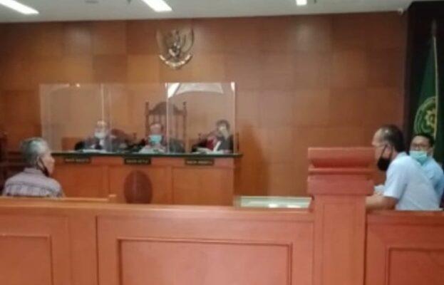 Warga RT 20/6 Pulo Gebang Terbantu Kehadiran Saksi di PN Jaktim 113