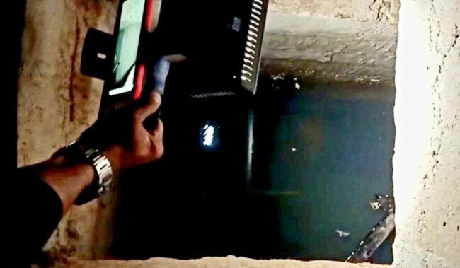 Tinjau Bunker Teroris Upik Lawanga, Polisi : Tempat Rakit Bom Daya Ledak Tinggi 113