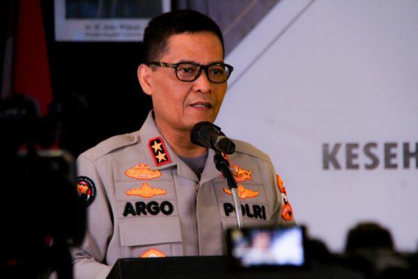 Sidang Praperadilan HRS, Polri Kerahkan 1.610 Personel Gabungan Cegah Kerumunan 113