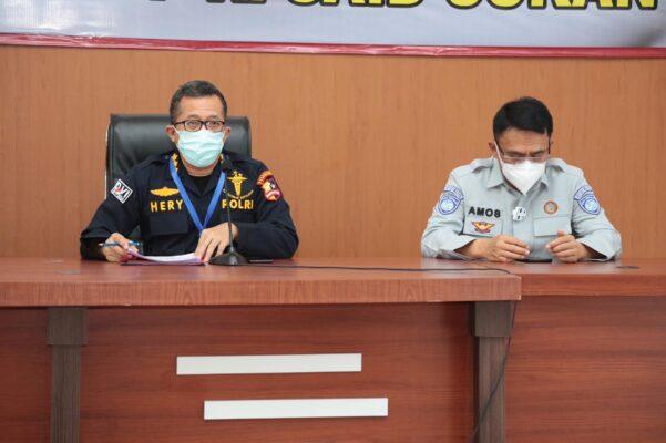 DVI Polri Sudah Terima 438 Sampel DNA Korban Sriwijaya Air 111