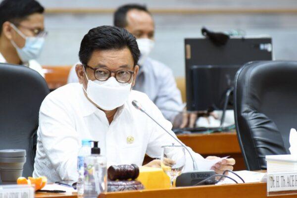 Ace Hasan Soroti Ketimpangan Anggaran Pendidikan Keagamaan 113