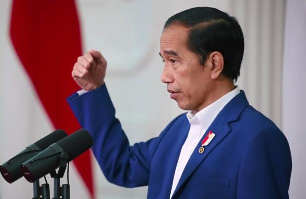 Presiden Jokowi : Pendidikan Harus Dilakukan Dengan Cara-cara Baru 113