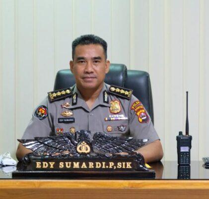 Kabidhumas Polda Banten : Dukung dan Aspresiasi Terbitnya Surat Edaran Bupati Tangerang tentang PSBB 113