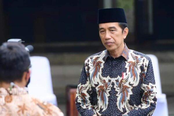 Presiden Sampaikan Belasungkawa Atas Bencana di Sulawesi Barat dan Jawa Barat 112