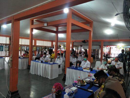 KPU Kabupaten Pemalang Tetapkan Pasangan AMAN Sebagai Bupati dan Wakil Bupati Pemalang 112