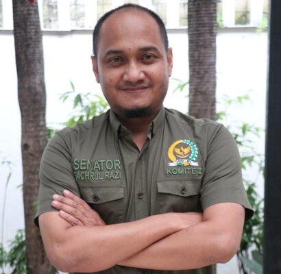 Ketua Komite 1 DPD RI Fachrul Razi : Selamat Kepada Sigit Sebagai Kapolri Baru dan Yakin Wujudkan Institusi Presisi 112