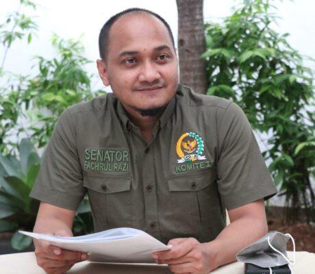 Ketua Komite 1 DPD RI Fachrul Razi : Selamat Kepada Sigit Sebagai Kapolri Baru dan Yakin Wujudkan Institusi Presisi 111