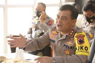 Polda Jateng Siapkan Operasi Yustisi Untuk Penerapan PPKM 113