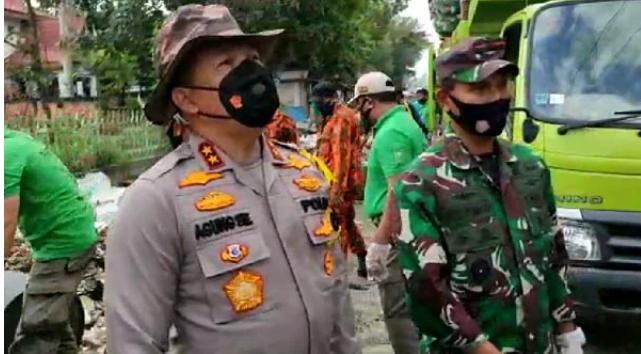 Polda Riau Selidiki Dugaan Kelalaian DLHK Terkait Sampah di Pekanbaru 111