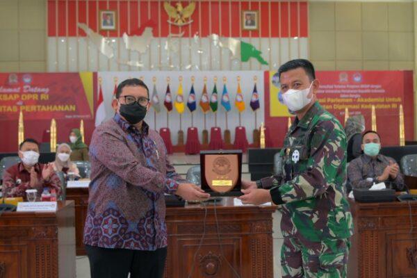 BKSAP Sinergikan Peran Diplomasi Parlemen dengan Unhan 113