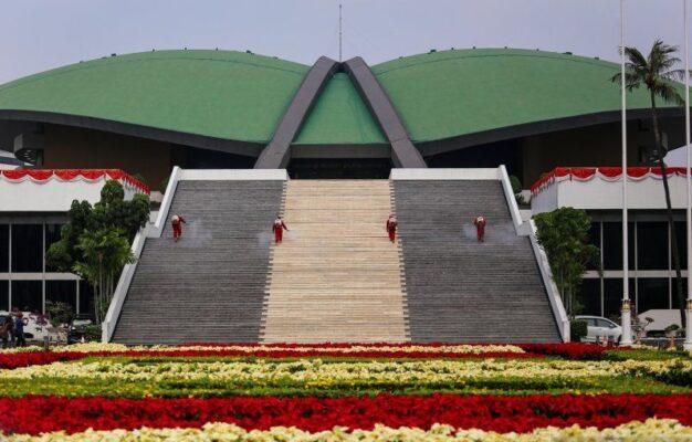 Parlemen Indonesia-Oliy Majlis Uzbekistan Sepakat Tingkatkan Kerja Sama 111