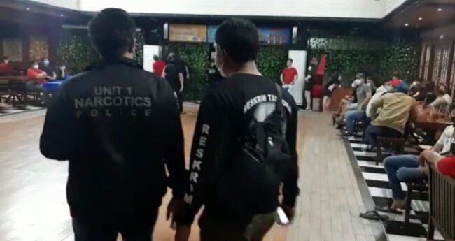 Operasi PPKM Tempat Hiburan Malam, Karaoke Kutabek Di Segel Langgar Ketentuan Jam Buka 114