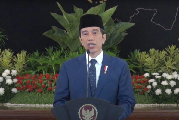 Presiden : Akselerasi Penggunaan Teknologi Informasi Pintu Masuk Terwujudnya Peradilan Modern 111