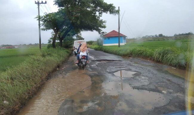 Sejumlah Jalan Kabupaten/Kota Pekalongan Rusak Parah dan Banjir 114