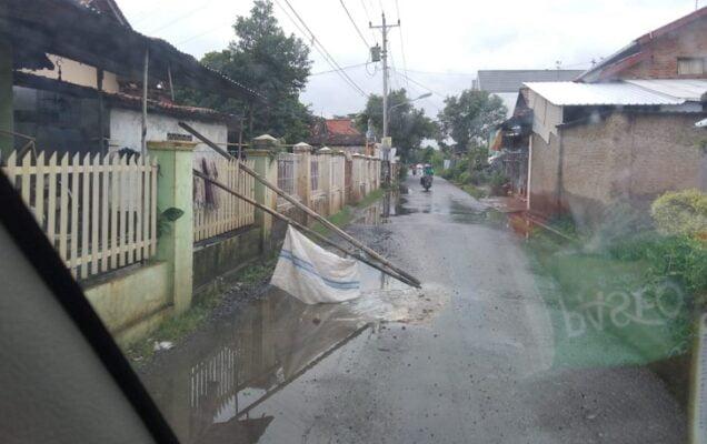 Sejumlah Jalan Kabupaten/Kota Pekalongan Rusak Parah dan Banjir 116