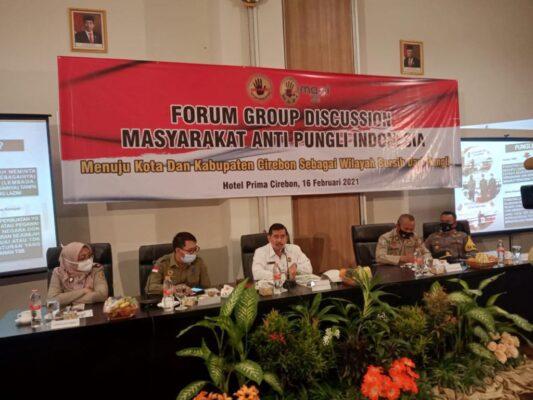 Gelar Forum Discussion, Agung Makbul Harap Segenap Masyarakat Bebas Dari Pungli 111