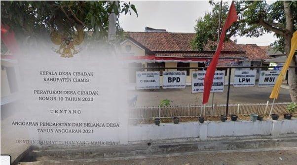 Tanda Tangan Dipalsu, Mantan Pjs Desa Cibadak Siap Lapor Polisi 113