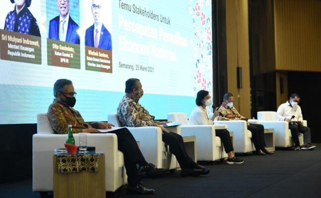Fokus Jaga Momentum Pemulihan, Pemerintah Akselerasi Program PEN 103