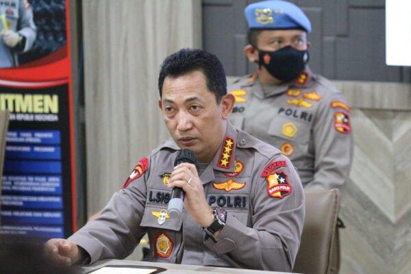 Pasca Bom Bunuh Diri, Polri Amankan Lima Bom Aktif Dan Tangkap 13 Terduga Teroris Di Jakarta-Makassar-NTB 113