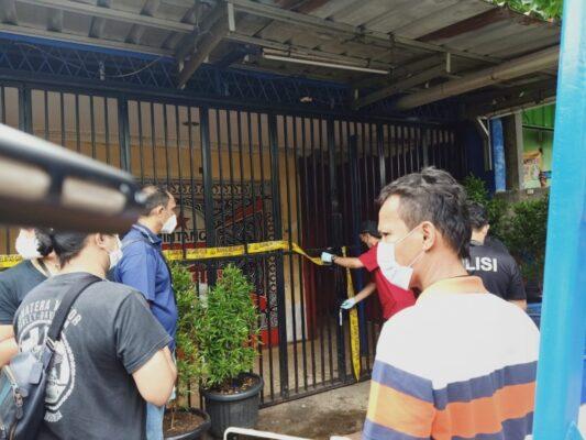 Polda Metro Gelar Rekonstruksi Aksi Tembak Bripka CS di Kafe Cengkareng 113