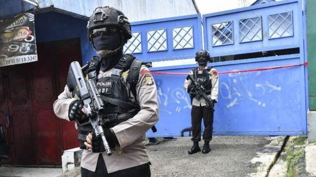 Polisi Bekuk Empat Terduga Teroris di Jakarta dan Bekasi 103