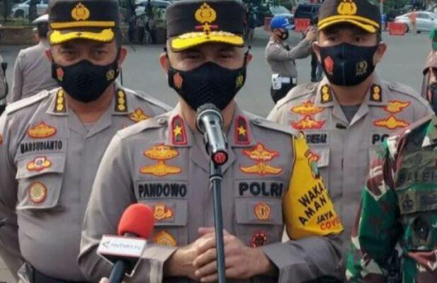 Pasca Bom di Makassar, Polda Metro Jaya Rutinkan Patroli Skala Besar 113