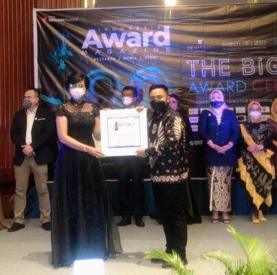 "8 Langkah Kompol Dr (C) Netty Rosdiana Siagian, S.H., M.M. Peraih ""INDONESIA WOMEN EXCELLENCE AWARD 2021"" 113"